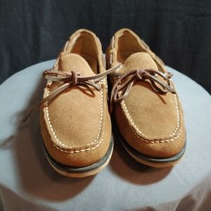 G.H. Bass Co. Suede Loafer Size 8.5D